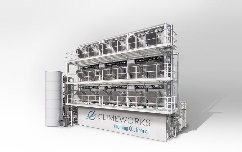 Carbon capture expert Climeworks raises CHF 73m in equity