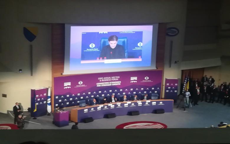 Solution to Kosovo import tax problem easy - Serbian PM Brnabic