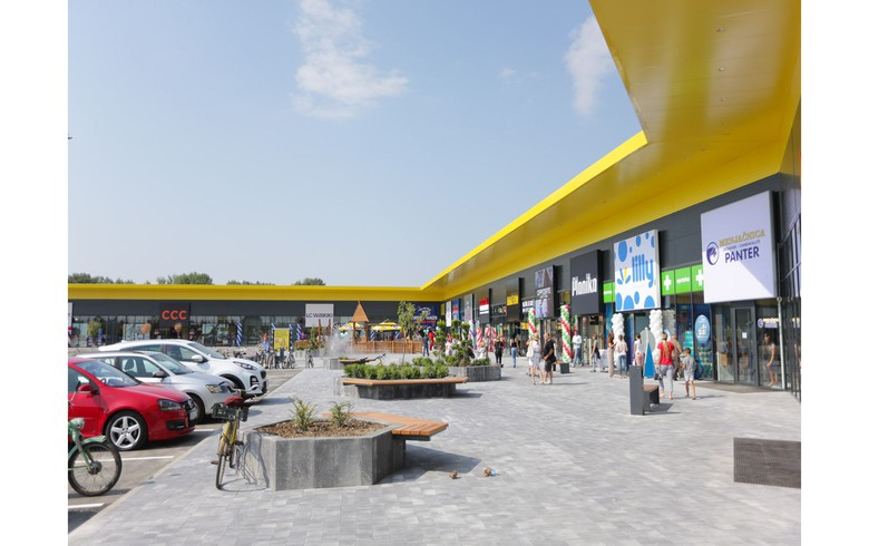 Immofinanz opens tenth Stop Shop retail park in Serbia