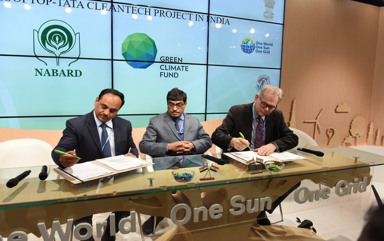 Financing signed for 250 MW of rooftop solar in India