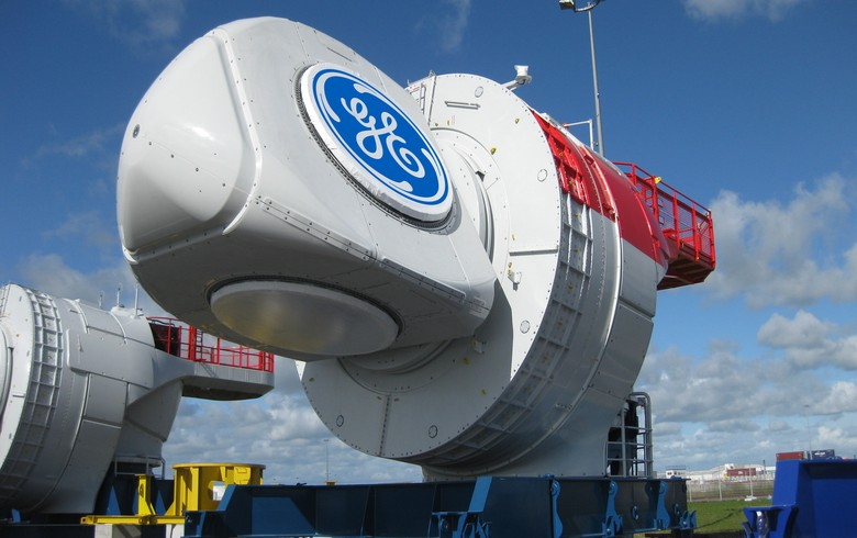 to-the-point: GE produces 1st nacelle for Merkur offshore wind farm