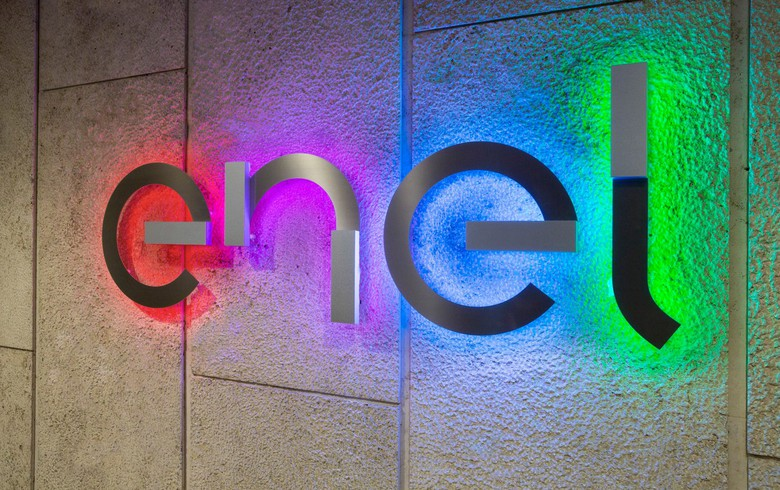 Enel books lower 9-mo profits, to step up renewables installation