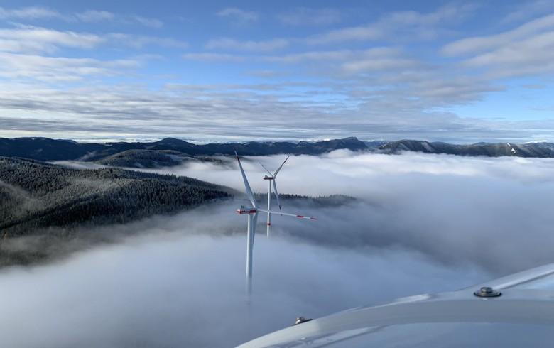 BayWa r.e. offloads 17.25-MW wind farm in Austrian Alps