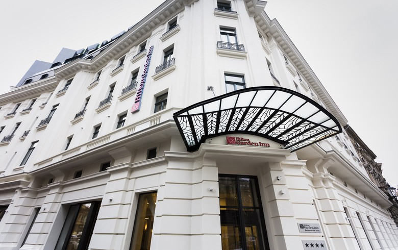 Apex Alliance Hotel Management opens 19 mln euro hotel in Romania