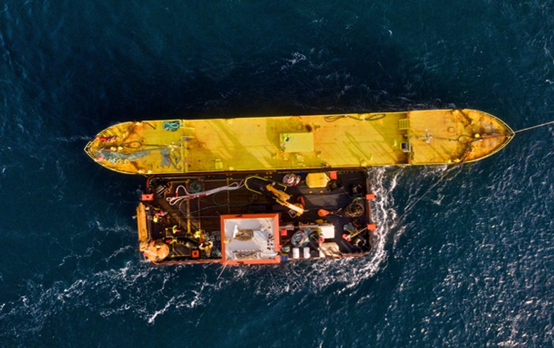 Magallanes' 2-MW tidal device produces 1st power at EMEC