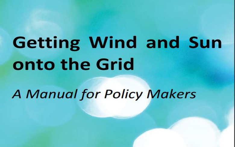 IEA REPORT - Getting wind and sun onto the grid