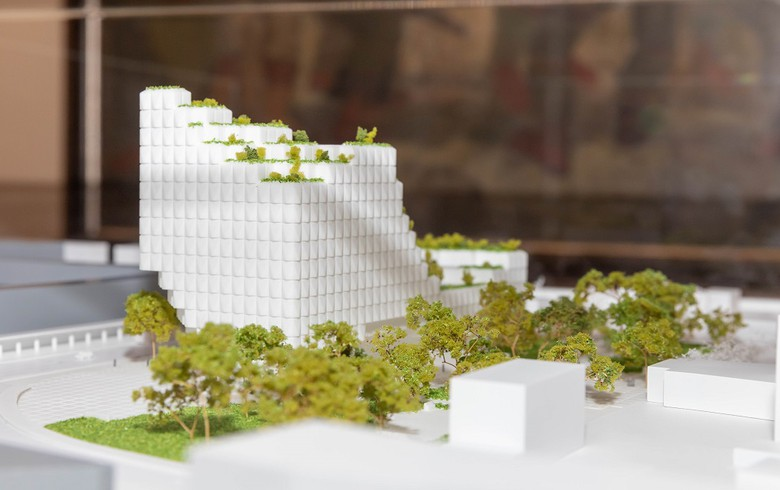 Slovenia's Petrol unveils design of its planned new business building