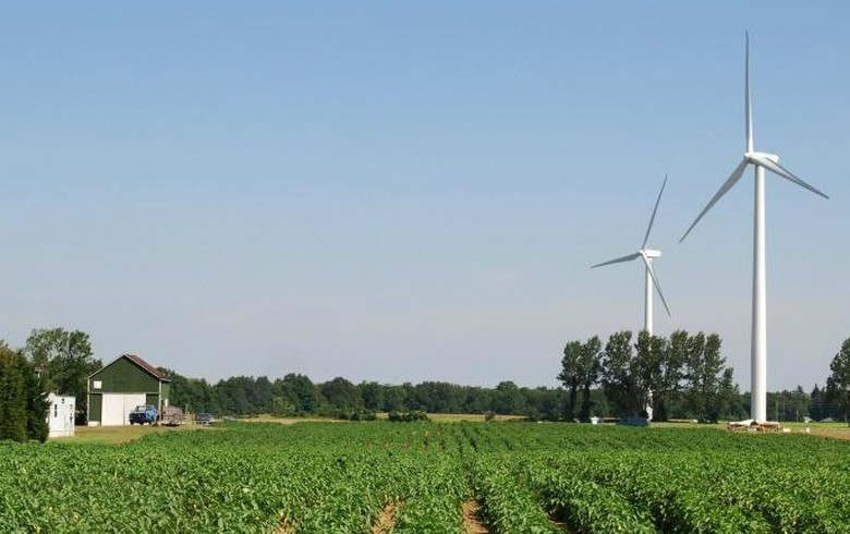 Natural Forces joins 42-MW wind project in Canada's New Brunswick