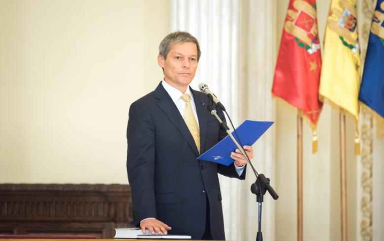 Romanian ex-PM Ciolos elected leader of Renew Europe group in EP