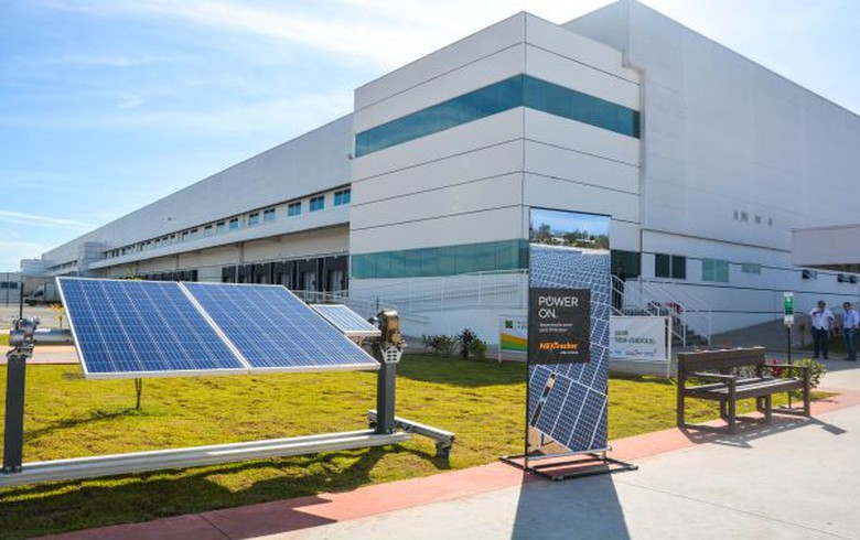 Canadian Solar's full-year revenue slightly exceeds expectations