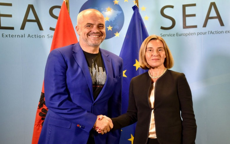 Albania to ask EU to open accession talks soon after June 25 vote