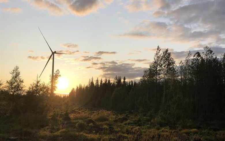 Lundin farms down 50% of Finnish wind project