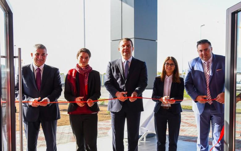 Germany's B+B opens 1 mln euro sensors factory in Serbia