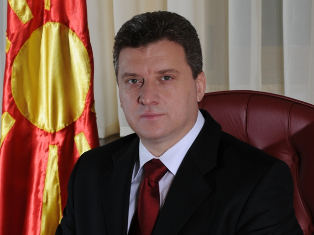 Macedonia's president calls on EU, NATO to condemn 'Tirana platform'