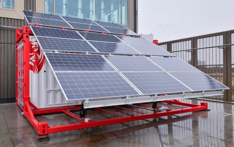 India to test Tiger Power's solar storage tech