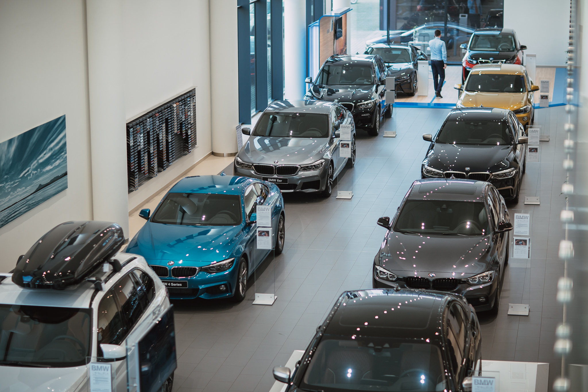 Slovenia's TPV signs major deal with BMW for car parts delivery