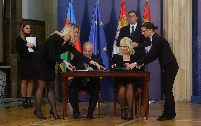 Serbia, Azvirt sign 467.5 mln euro motorway construction deal