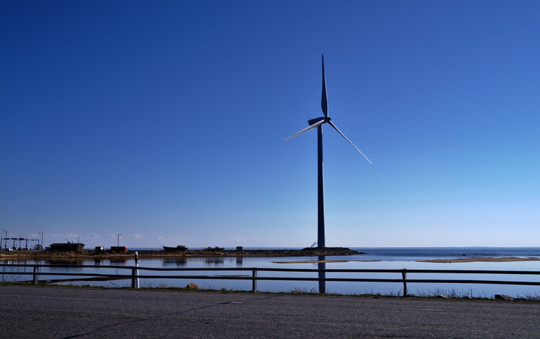 Finland's first merchant wind park goes live