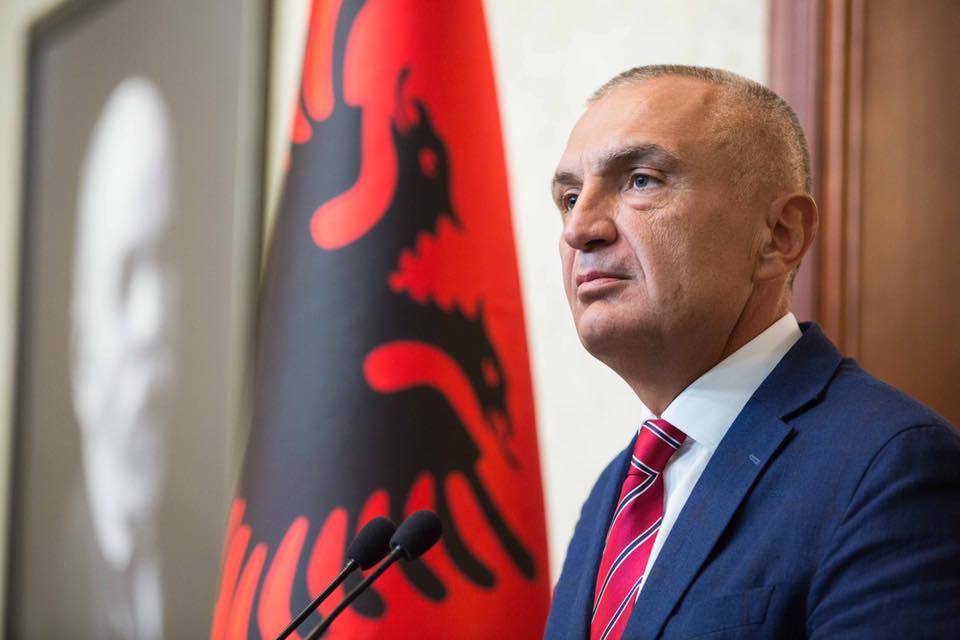 Albanian parl elects Socialist Movement for Integration leader Ilir Meta as president