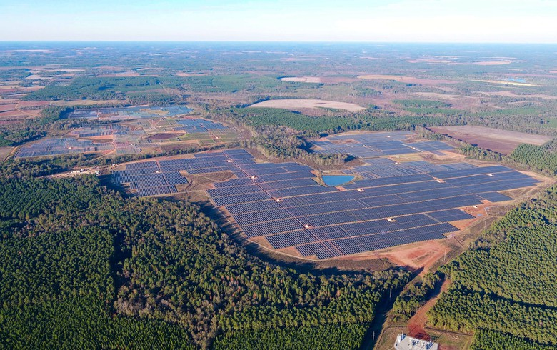 Solar park of 102.5-MW goes live to supply Facebook data centre in Georgia