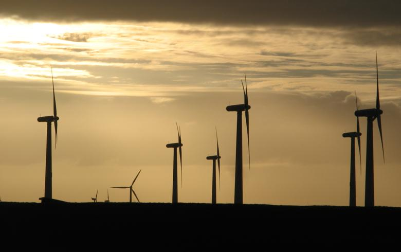 China's Envision switches on 10-MW wind park in Argentina