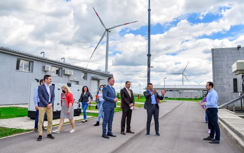 塞尔维亚伏伊伏丁那省颁发95.5兆瓦风力发电场许可证
