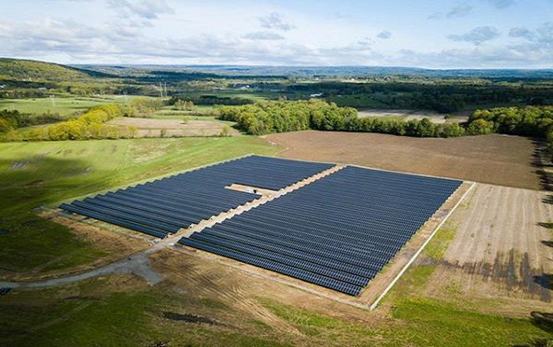 NY school district opens 3-MW solar farm