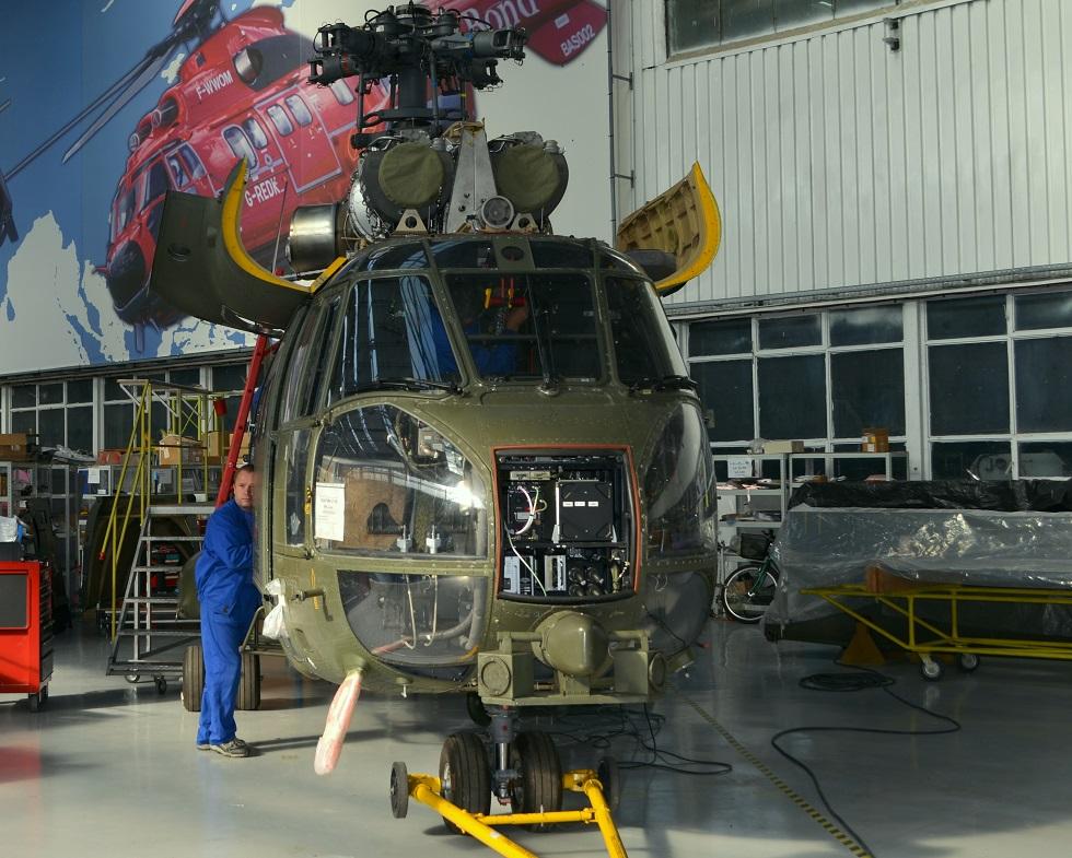 Romanian aerospace company IAR's H1 net profit drops 11%