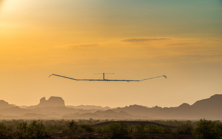 Airbus solar-powered aircraft completes summer test campaign