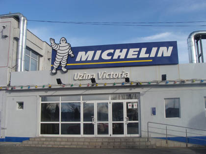 Michelin to invest 60 mln euro in Romanian factory to boost output