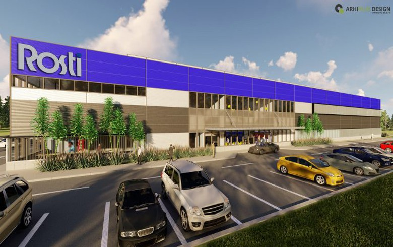 Sweden's Rosti leases space for second factory in Romania