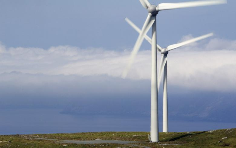 Eolus agrees to sell 400-MW Norwegian wind project to Aquila