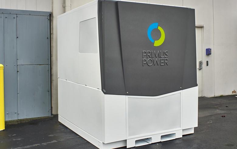 Battery maker Primus Power raises USD 32m