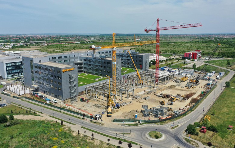 Continental Romania to invest 33 mln euro in R&D centre expansion