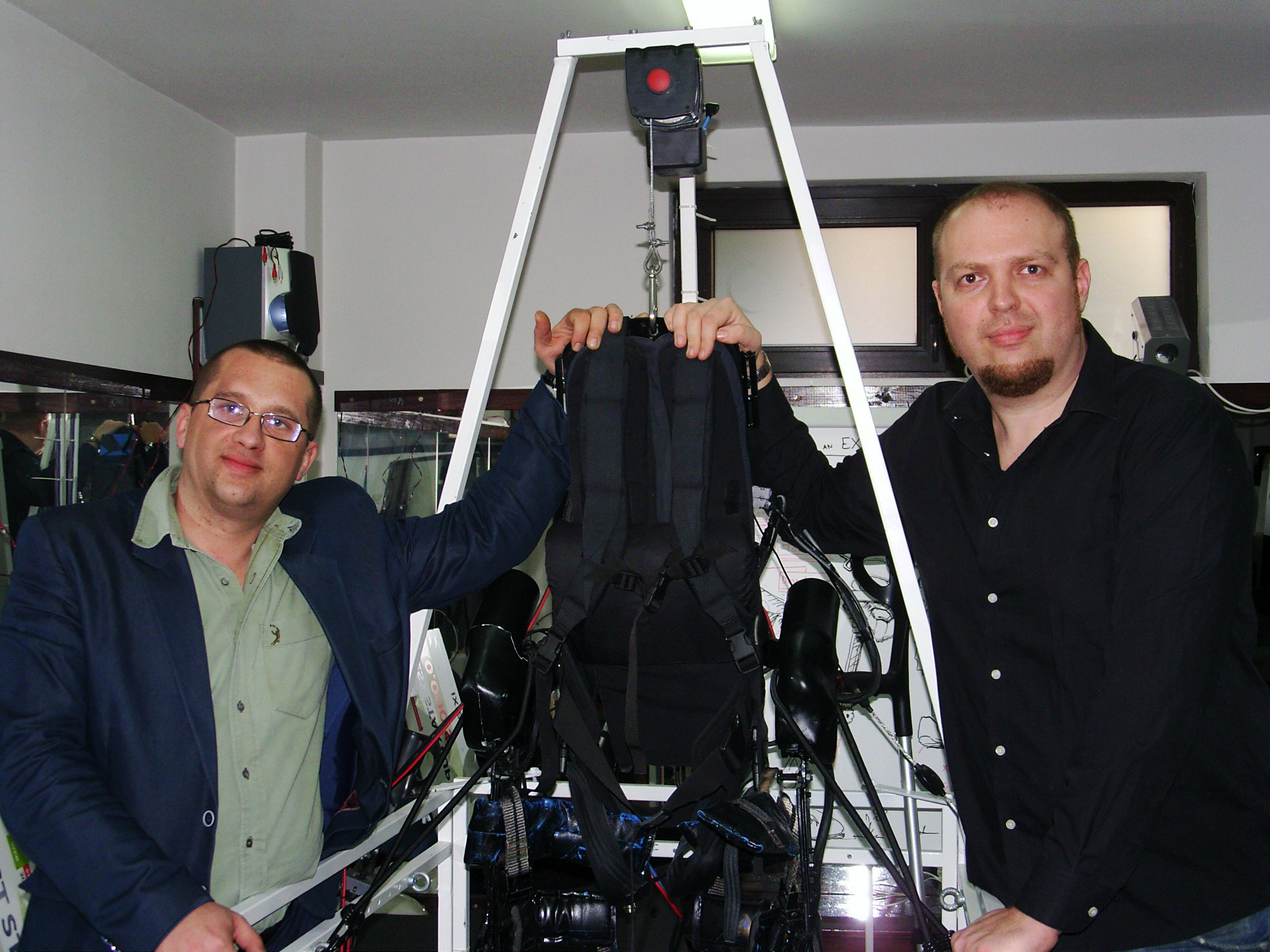 INTERVIEW - Romanian medical exoskeletons maker Axosuits to hit market by-mid 2017