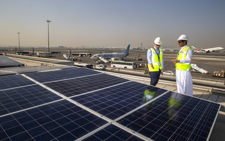 Dubai International Airport gets 5-MWp PV system at Terminal 2