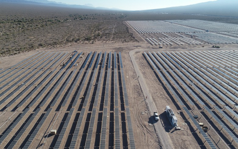 Argentine renewables increase output by 87% y/y in Dec