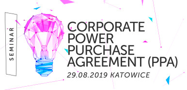 """Seminar """"Corporate Power Purchase Agreement (PPA)"""""""