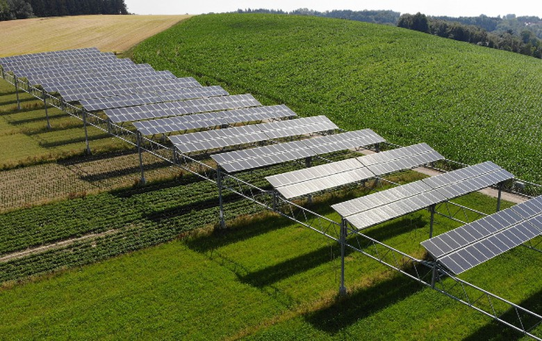 German agro PV trial shows up to 186% land use efficiency