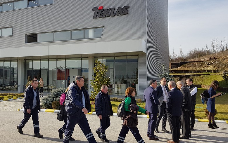 Teklas Bulgaria to invest 15.3 mln euro in new factory
