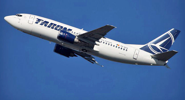 Romania's Tarom CEO resigns following criticism from PM - report