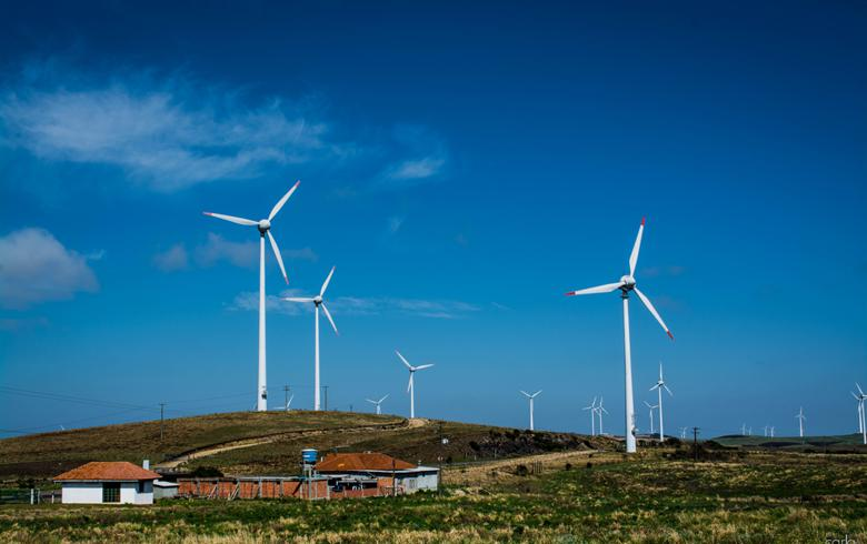 Brazil's wind generation goes down 19.6% in 1st half of April