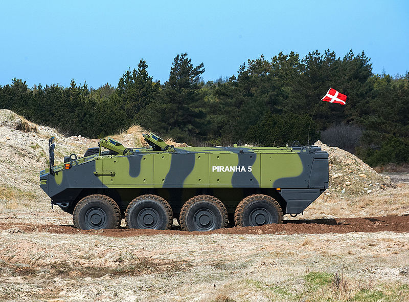 Romania, GDELS to jointly make Piranha V armoured vehicles