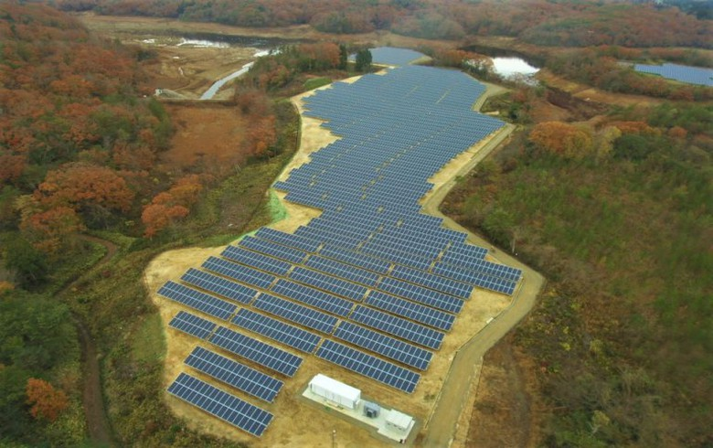 Shizen Energy completes 5.3-MW of PV plants in Ishikawa