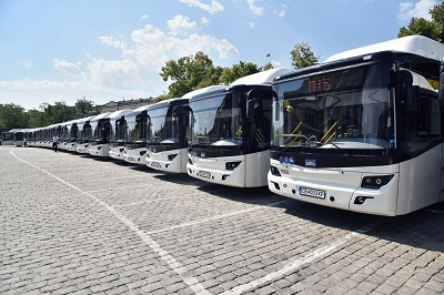 Bulgaria's Sofia to open tender for electric buses, charging stations - EBRD