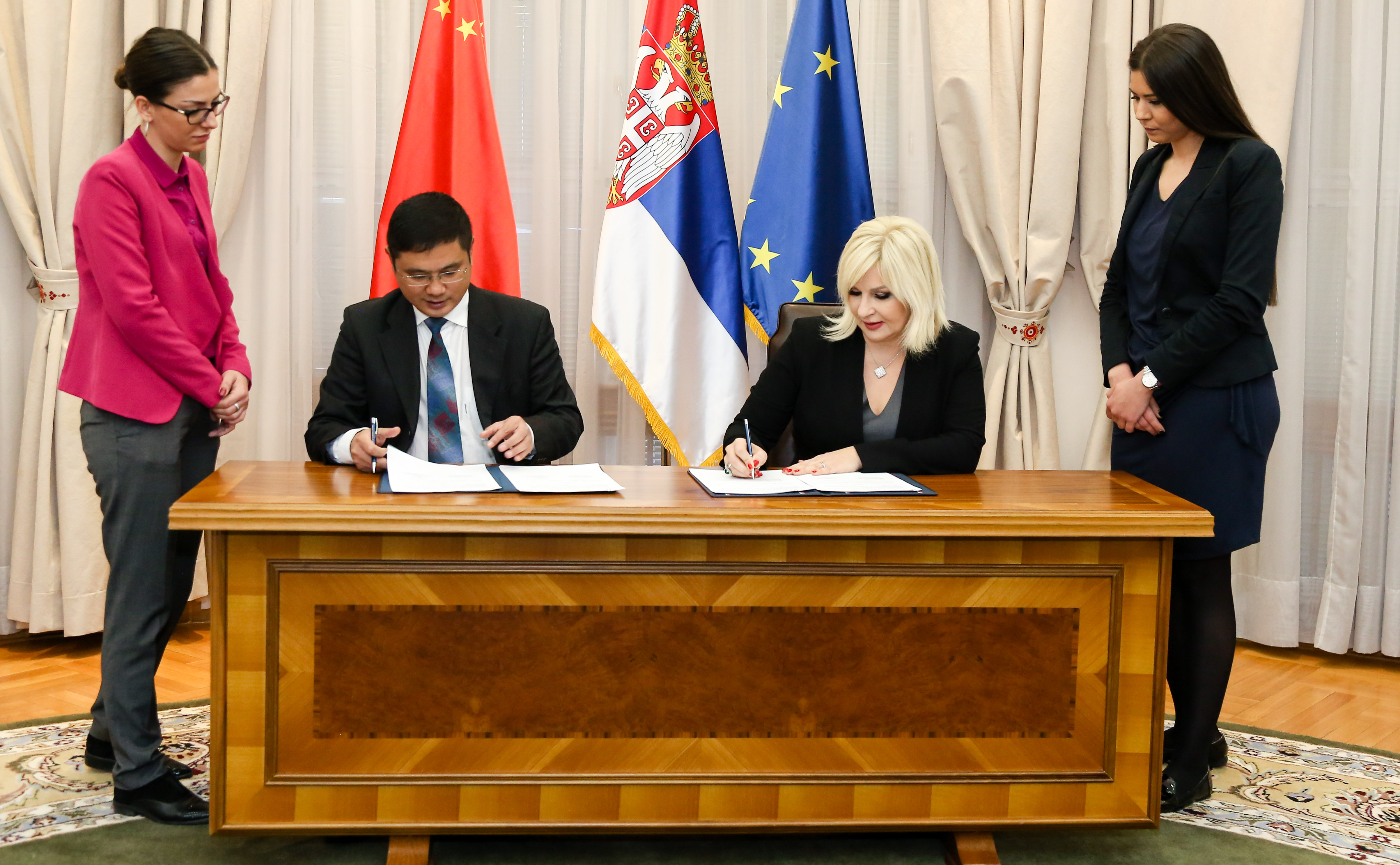 Serbia to invest 1.5 bln euro in Pozega-Boljare motorway project