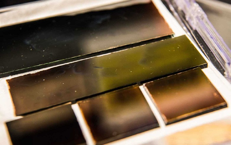 NREL makes special ink for scalable perovskites production