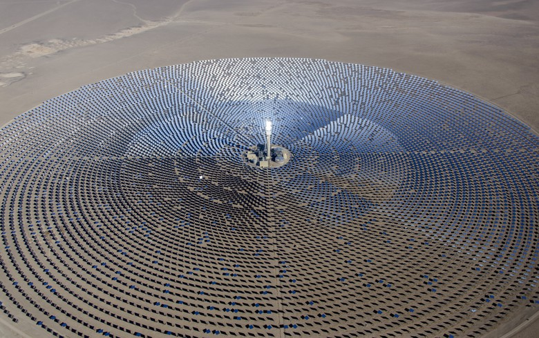 UPDATE - SolarReserve ditches 2-GW CSP project in Nevada