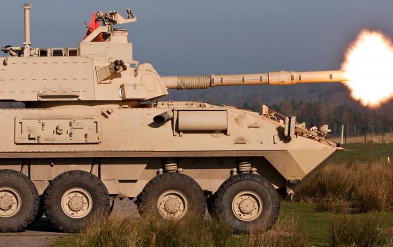 Romania's Romarm, Belgium's John Cockerill in talks for gun turrets production