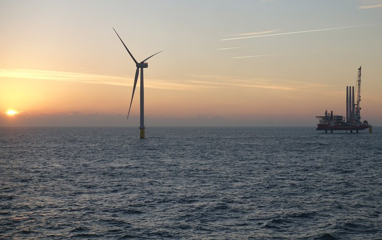 Diamond Transmission buys link to 353-MW Galloper wind farm